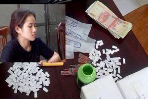 Nữ quái và cả gia đình vướng vòng lao lý vì buôn bán hàng trăm gói ma túy