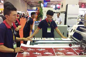 Nhiều công nghệ hàng đầu trong ngành in ấn quy tụ tại VietnamPrintPackFoodtech 2018