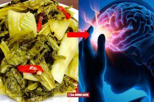 Người bị tăng huyết áp chớ dại ăn 7 loại thực phẩm này