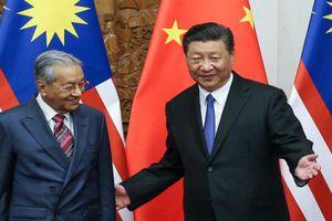 Phía sau việc Malaysia hủy các dự án 'khủng' với Trung Quốc