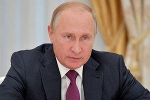 Tổng thống Putin bất ngờ sa thải 15 tướng lĩnh cấp cao