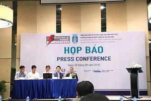 22 quốc gia tham dự triển lãm quốc tế Electric & Power Vietnam 2018
