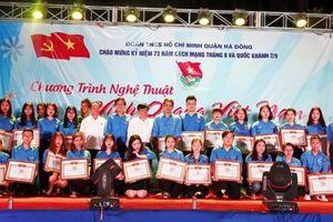 Chương trình nghệ thuật 'Vinh quang Việt Nam' mừng Quốc khánh