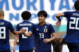 Olympic Nhật Bản - Olympic UAE: 'Samurai xanh' vào chung kết?