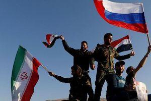 Iran duy trì cố vấn quân sự tại Syria