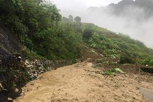 Mưa lũ tiếp tục gây nhiều thiệt hại nặng nề tại Sơn La