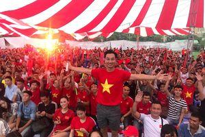 Nghệ sĩ Việt an ủi Olympic Việt Nam sau trận thua 1-3 trước Hàn Quốc