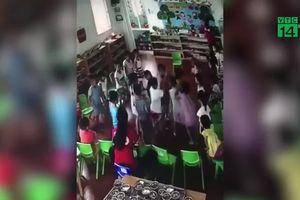 Phụ huynh tố cô giáo mầm non xúi cả lớp đánh một bạn: Nhà trường nói gì?