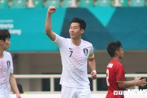 Son Heung-min: Olympic Hàn Quốc ở vào thế 'thắng hay là chết'
