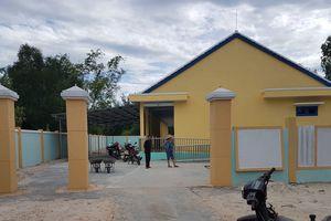 Đến trường học, bé 4 tuổi ở Quảng Nam bị điện giật chết thương tâm