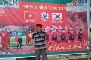 Bố mẹ thủ môn Tiến Dũng mổ nghé khao cả làng để cổ vũ U23 Việt Nam