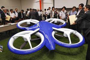Chính phủ Nhật bắt tay doanh nghiệp 'dốc toàn lực' cho xe bay