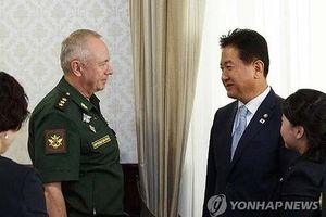 Hàn Quốc, Nga thiết lập đường dây liên lạc tránh vi phạm vùng nhận dạng phòng không