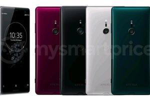Sony Xperia XZ3 lộ ảnh 'căng đét' trước giờ ra mắt