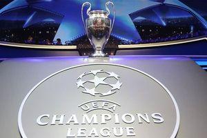 Xem bốc thăm chia bảng Champions League 2018/2019 trên mạng