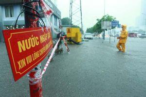 Hà Nội chủ động ứng phó mưa lớn