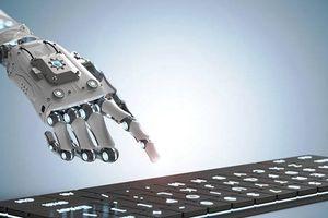 'Robot' phần mềm vào công sở