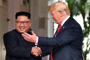 Mỹ bất ngờ cứng rắn với Triều Tiên