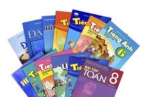 Tiết kiệm sách giáo khoa