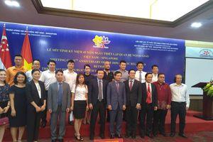 Việt Nam – Singapore: Đoàn kết, hữu nghị, hợp tác toàn diện
