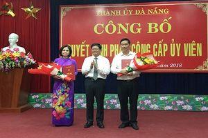 Đà Nẵng: Phó chủ nhiệm UBKT về làm bí thư quận Thanh Khê