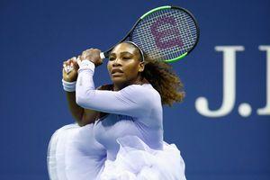 Thắng dễ Witthoeft, Serena vào vòng 3 Mỹ mở rộng gặp người chị Venus