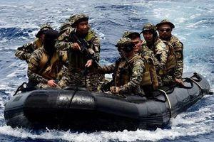 Chuẩn đô đốc Mỹ: 'Tôi rất vui khi Việt Nam dự diễn tập SEACAT 2018'