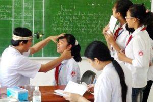 Phấn đấu 100% số học sinh, sinh viên tham gia BHYT