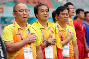 HLV Park Hang-seo: 'Chúng tôi sẽ thắng U23 UAE để lấy HCĐ tặng người hâm mộ'