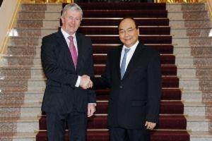 Thủ tướng Nguyễn Xuân Phúc tiếp Bộ trưởng New Zealand