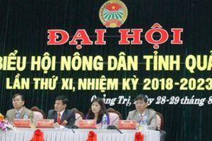 Đại hội Hội ND Quảng Trị: Khẳng định vị thế của nông dân