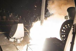 Nga thừa nhận tàu chiến Mỹ có để đánh mọi nơi tại Syria