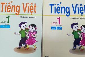 Nhiều nội dung không phù hợp trong SGK 'Tiếng Việt Công nghệ Giáo dục'
