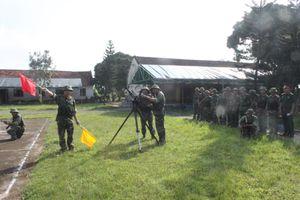 Lính 'ngụ nông' vượt nắng, hăng say luyện rèn