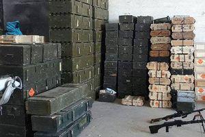 Quân đội Syria bắn rơi 3 máy bay ở Hama