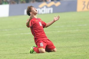 Cầu thủ Minh Vương sút tung lưới U23 Hàn Quốc: Món quà ý nghĩa ngày giỗ cha