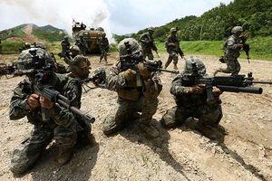 Tổng thống Trump không muốn nối lại tập trận với Hàn Quốc vì tốn kém