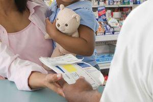 Nguy cơ bị phản ứng có hại của thuốc ở trẻ em Mỹ