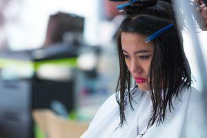 Người mẫu Myanmar đòi tát Thanh Vy vì thích 'chơi trội'