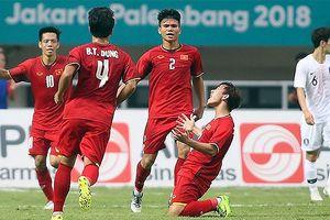Olympic Việt Nam tranh HCĐ với UAE ở đâu, khi nào?