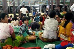 Hơn 63.000 người Myanmar sơ tán sau vỡ đập thủy điện