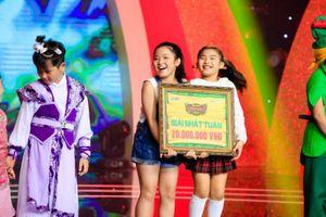 Lộ diện bốn thí sinh vào vòng chung kết Tiếu Lâm Tứ Trụ Nhí mùa 2