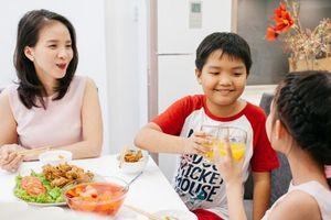 Nêm gia vị yêu thương cho bữa cơm gia đình