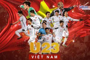 U23 Việt Nam đừng buồn, các bạn luôn là những người hùng!