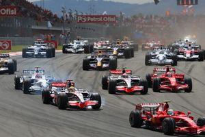 Hà Nội đề xuất tổ chức đua xe Công thức 1 tại Mỹ Đình