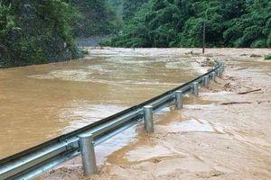 Mưa lũ gây thiệt hại nặng nề tại Sơn La