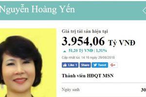 Nữ đại gia gốc Hà Nam giàu thứ 14 Việt Nam, sở hữu gần 4 nghìn tỷ đồng là ai?