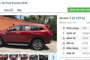Chiếc ô tô Ford mới này được giảm giá 'sốc' hơn 500 triệu đồng/chiếc tại Việt Nam