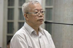 Cựu Chủ tịch PVTex Trần Trung Chí Hiếu nói gì trước khi tòa nghị án?