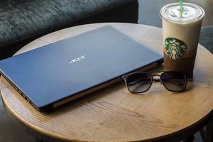 Acer ra mắt Swift 5: laptop 15,6 inch nhẹ nhất thế giới